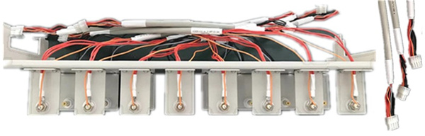 universal holder-cables